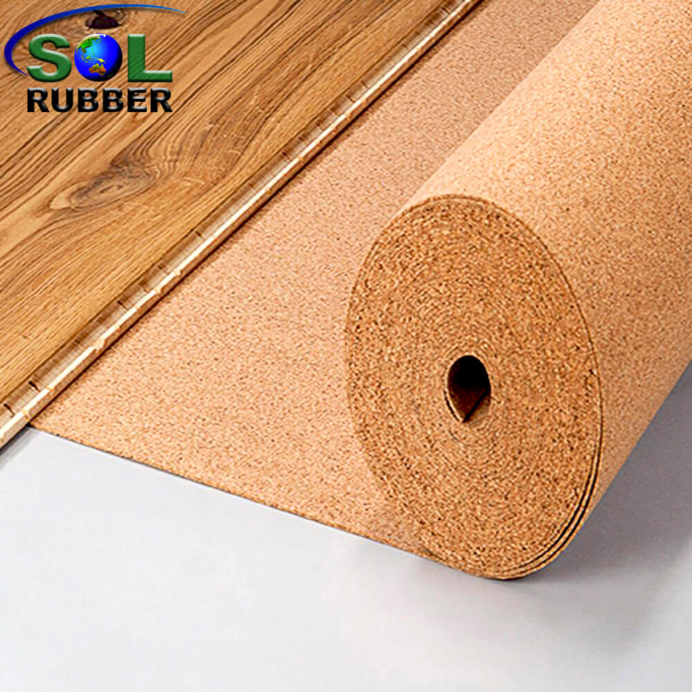 Shock Proof And Sound Absorption Easy To Install Acoustic Underlay