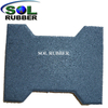 Walk Road Rubber Pavers