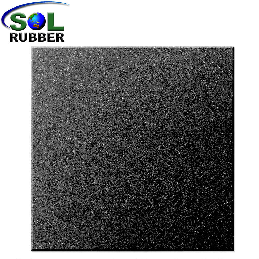 Home Gym Flooring Safety Rubber Mat