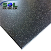 CE Certificated High Flexibility Gym Floor Tile