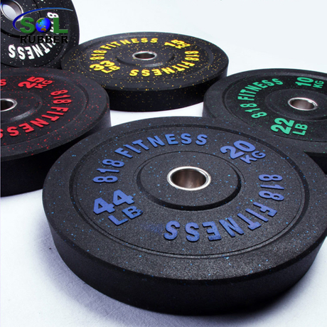 Hi-Temp Black with Color EPDM Rubber Bumper Plate
