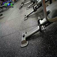 Special Logo Gym Fitness Floor Mat