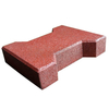 100% Recycled Interlocking Horse Barn Rubber Brick Pavers