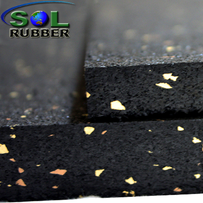 10mm Wear Resistant Crossfit EPDM Rubber Flooring Mats Roll