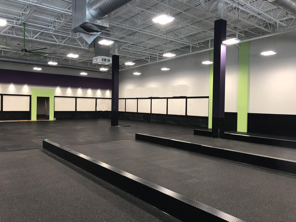2020 New Gym Room Fitness Use Gym Floor Rubber Floor